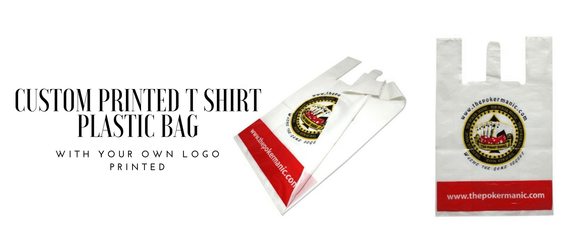 T Shirt Bag banner