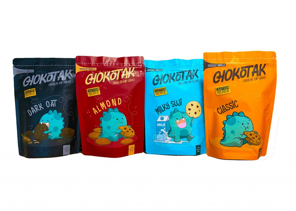 Stand Up Pouch Bag - Malaysia Food Packaging