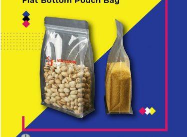 bopp flay bottom bag