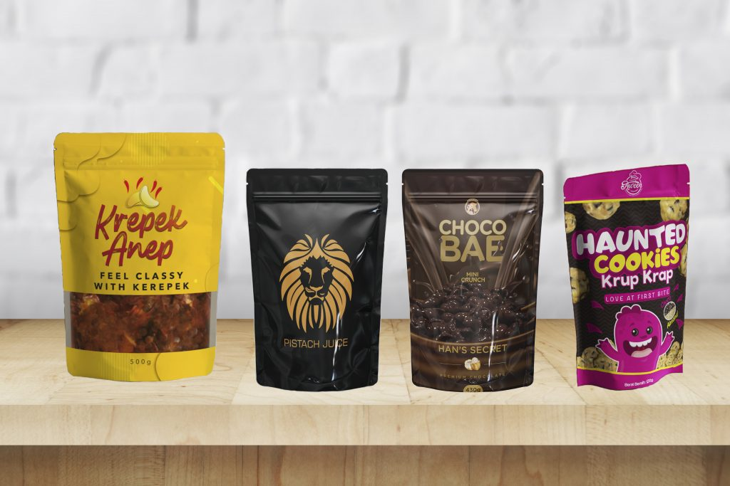 Stand Up Pouch - Food Packaging Services Malaysia