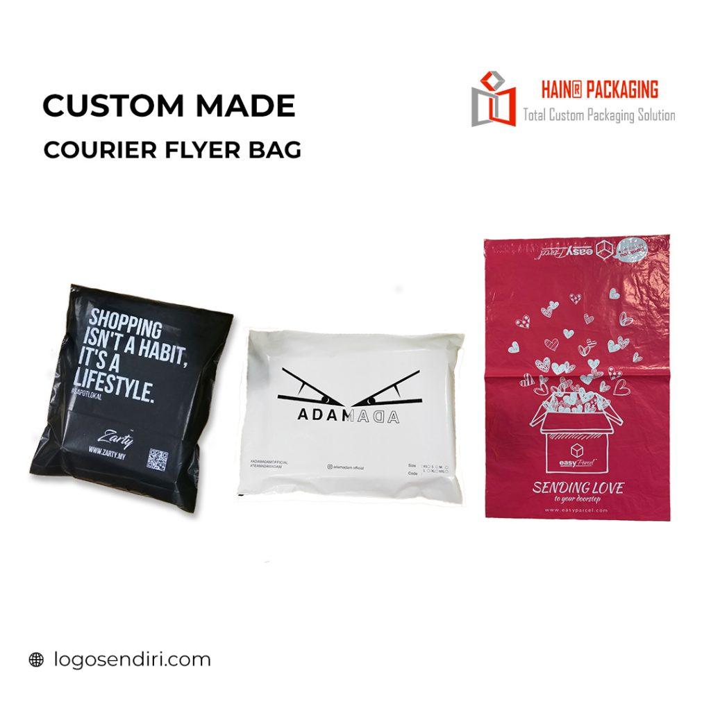 Courier Mailing Bag - Plastik Printing Murah