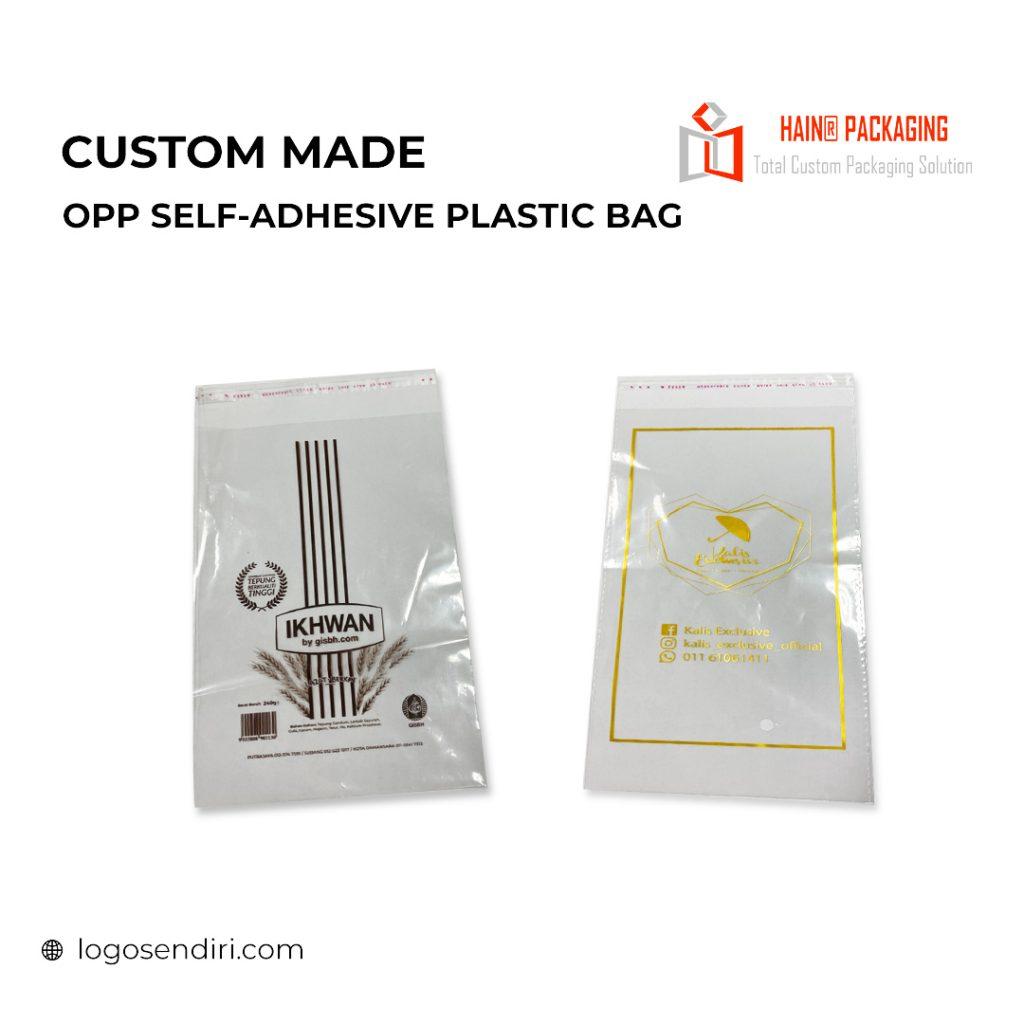 OPP Plastic Bag – Plastic Lutsinar