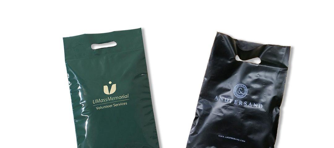 Die Cut Plastic Bag