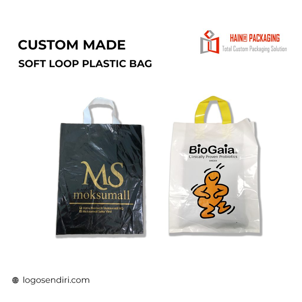 Soft Loop Plastic Bag – Plastic Bag Supplier Kota Kinabalu