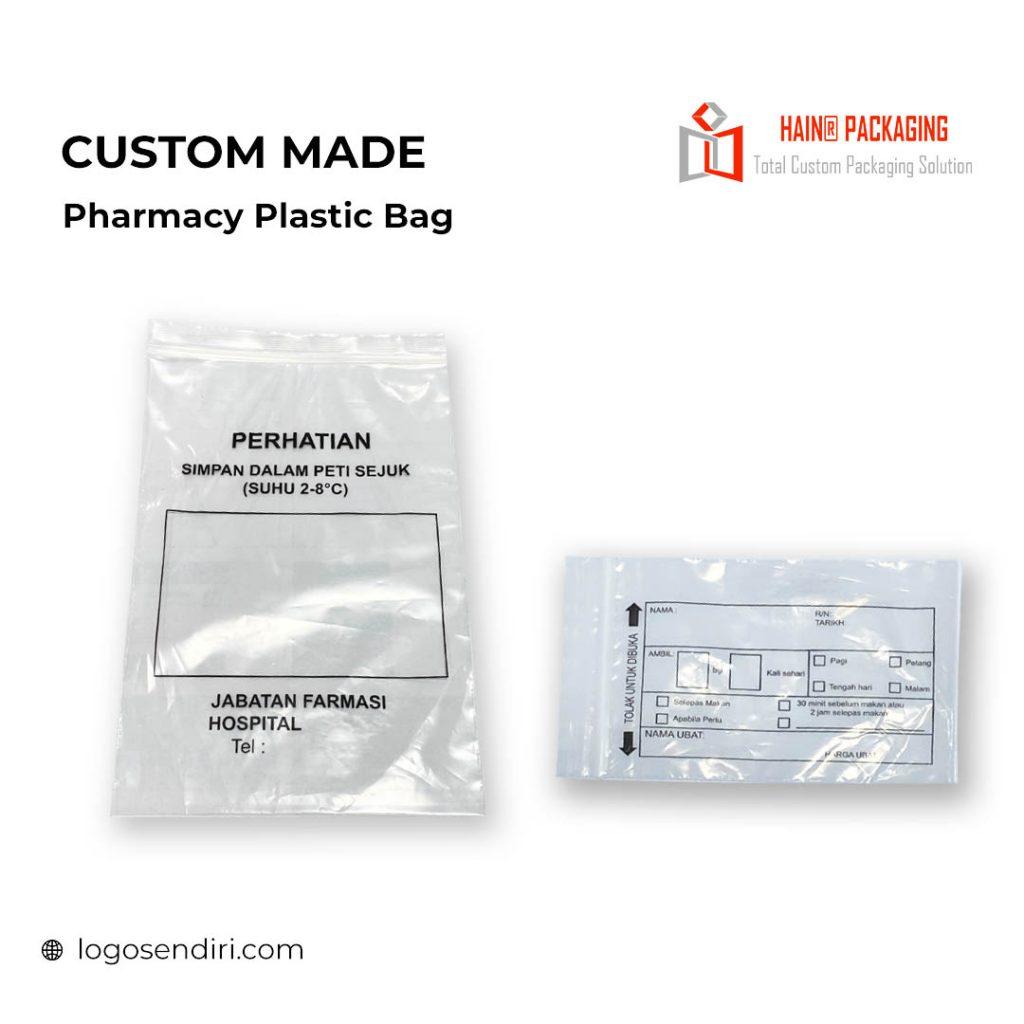 Pharmacy Plastic Bag – PP Plastic Bag Singapore